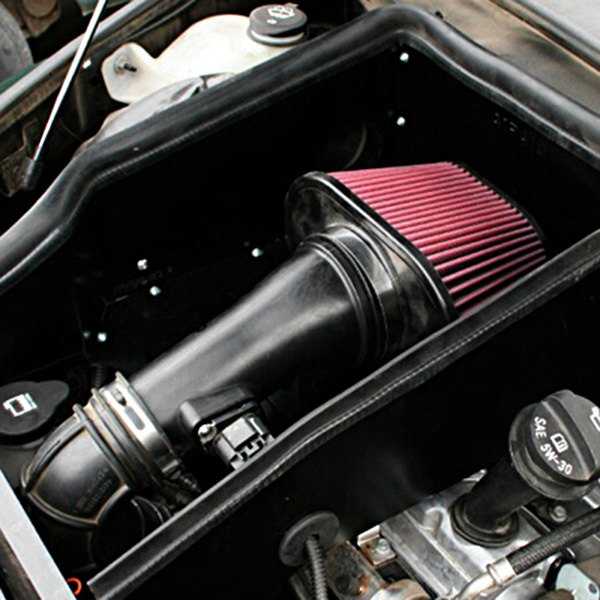 airaid chevy hhr 2008 2010 cold air dam intake system. Black Bedroom Furniture Sets. Home Design Ideas