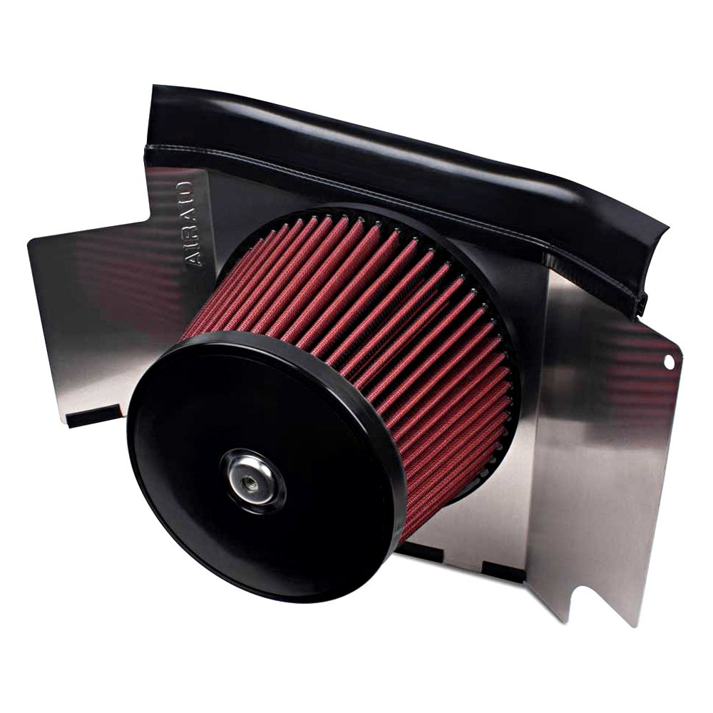 Air Intake Housing : Airaid oldsmobile cutlass performance round red