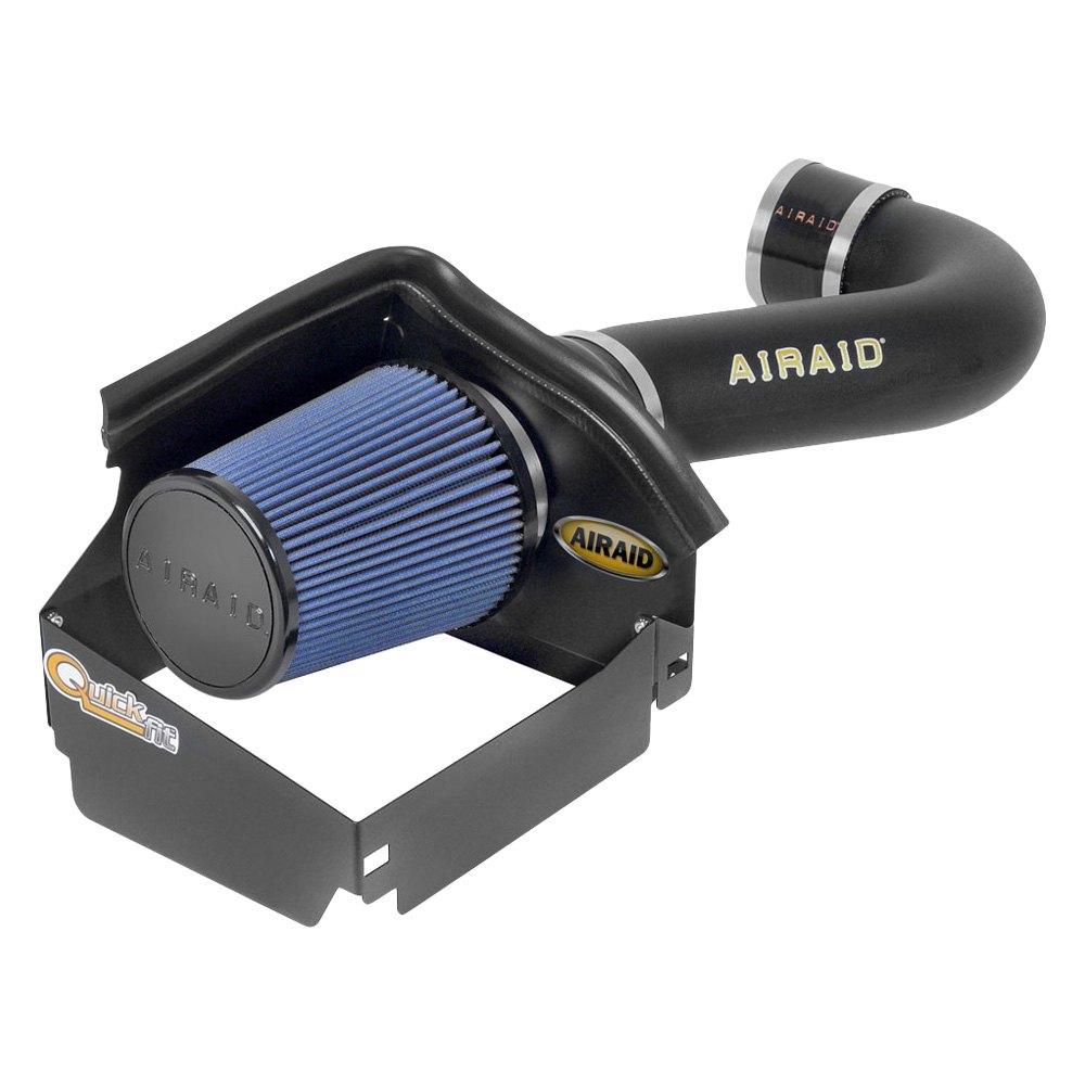 airaid 313 200 quickfit high density polyethylene black cold air intake system with. Black Bedroom Furniture Sets. Home Design Ideas
