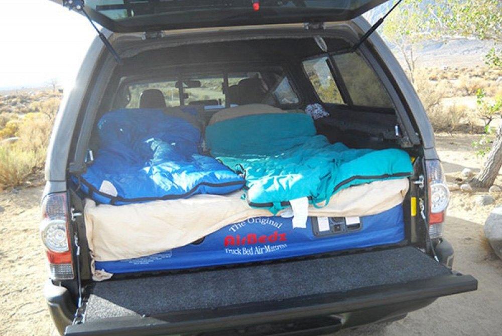 airbedz ford f 150 1990 original truck bed air mattress. Black Bedroom Furniture Sets. Home Design Ideas