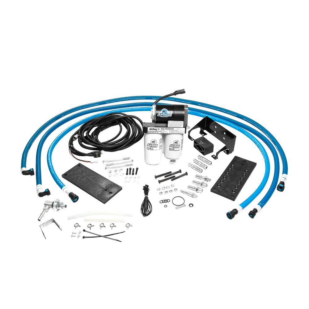 pureflow airdog gmc sierra duramax engine 2015 ii fuel air separation system. Black Bedroom Furniture Sets. Home Design Ideas