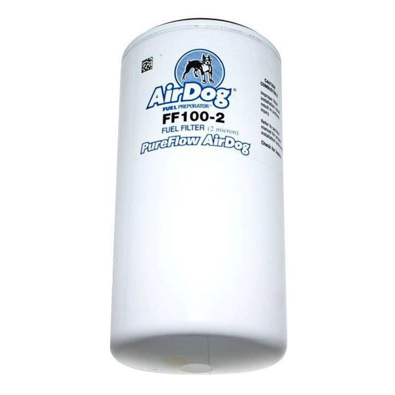 pureflow airdog ff100 2 fuel filter. Black Bedroom Furniture Sets. Home Design Ideas