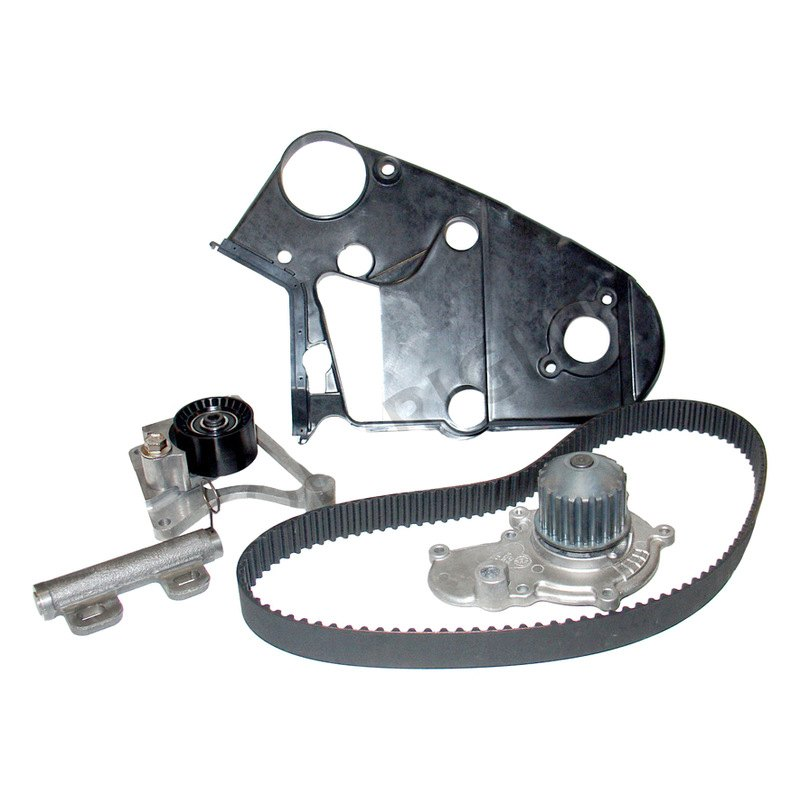 Engine With Timing Belt Water Pump Kit likewise 1999 Chrysler Concorde Water Pump Replacement furthermore 1992 Toyota Camry Timing Belt Water Pump Kit besides Water Pump With Timing Belt Kit further 2004 Honda Pilot Timing Belt Kit With Water Pump. on timing belt water pump