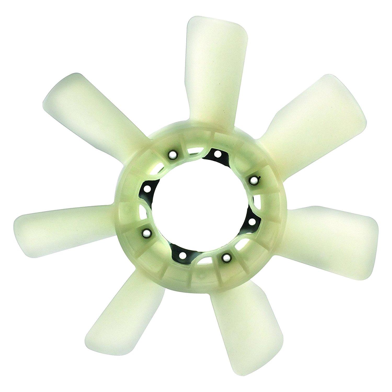Motor Cooling Blades : Aisin dodge ram  engine cooling fan blade
