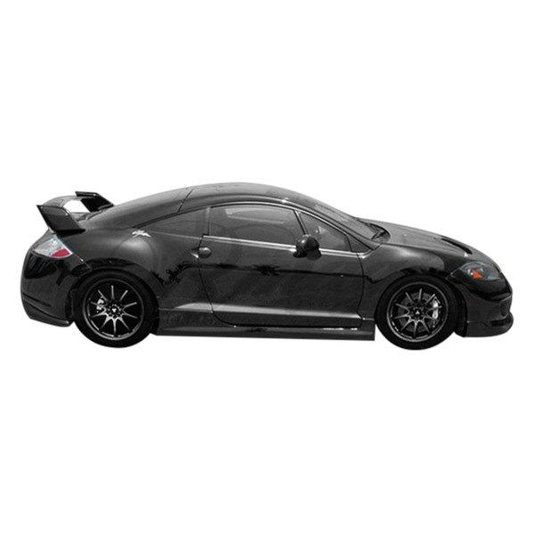 Ait Racing 174 Mitsubishi Eclipse 2009 Black Out Style Fiberglass Body Kit