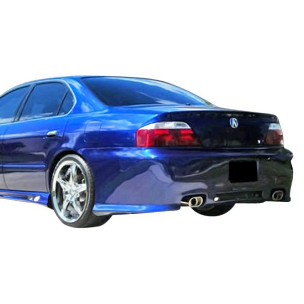 For Acura TL 99-03 AIT Racing REV Style Fiberglass Rear