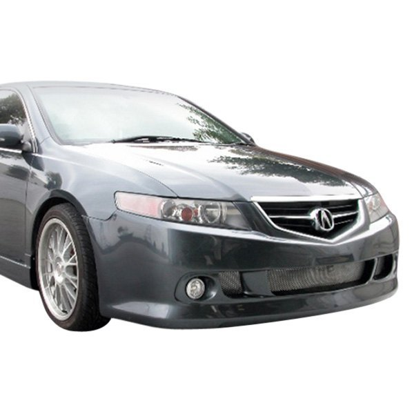 Acura TSX 2004 KS Style Fiberglass Front And