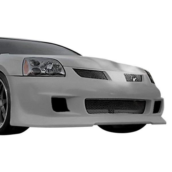 Ait racing mg04higrsfb gr style fiberglass front bumper for Garage mitsubishi valence