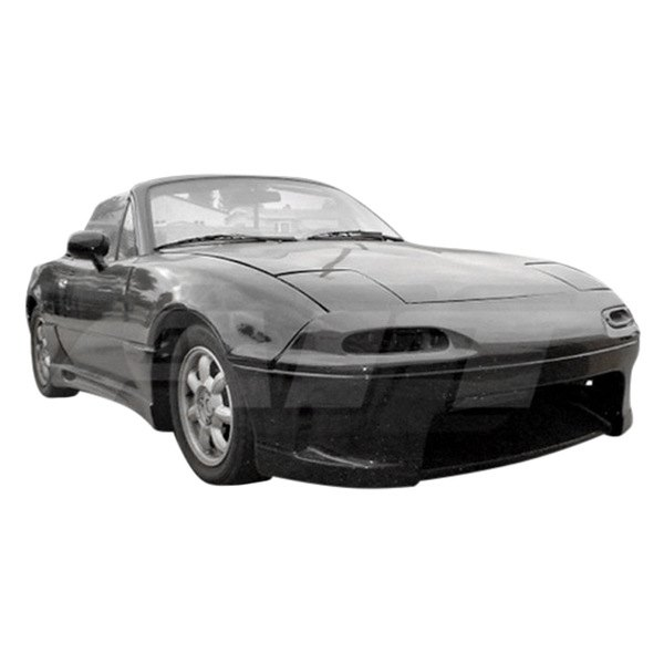 ait racing mazda miata base convertible 1993 1997 wiz style fiberglass bumper covers. Black Bedroom Furniture Sets. Home Design Ideas