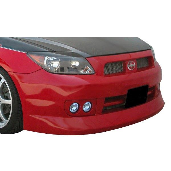 Ait Racing Scion Tc 2009 2010 Fab Style Fiberglass Bumper Covers