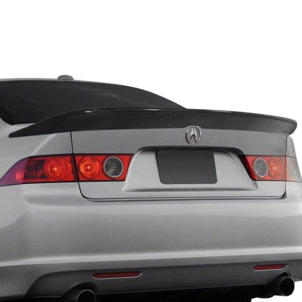 Carbon Fiber Vs Fiberglass >> AIT Racing® - Rear Spoiler