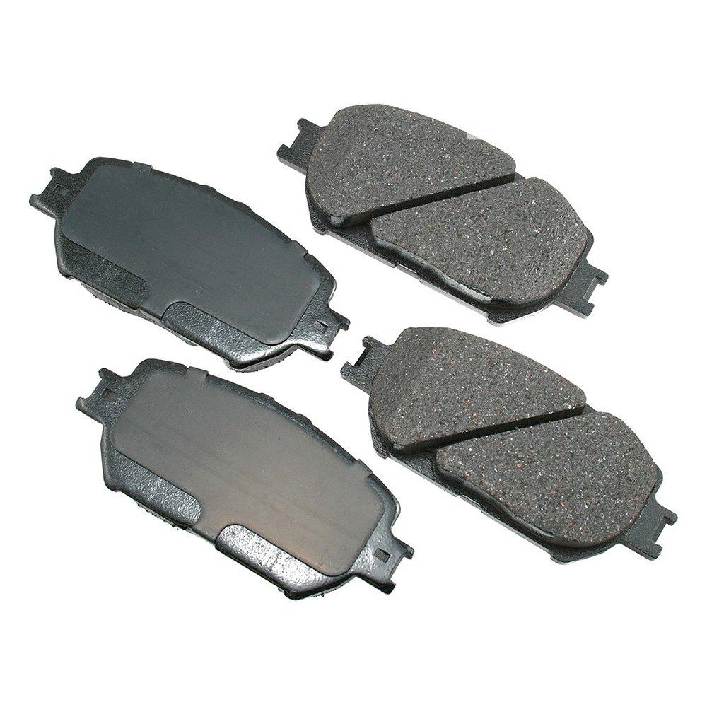 Performance™ Ultra-Premium Ceramic Front