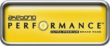 Performance™ Ultra-Premium Ceramic Brake Pads