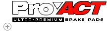 Akebono ProACT™ Brake Pads
