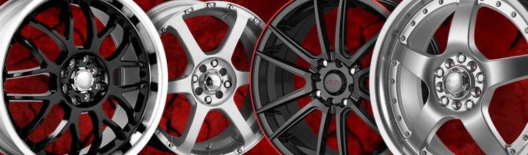 Akita Wheels & Rims