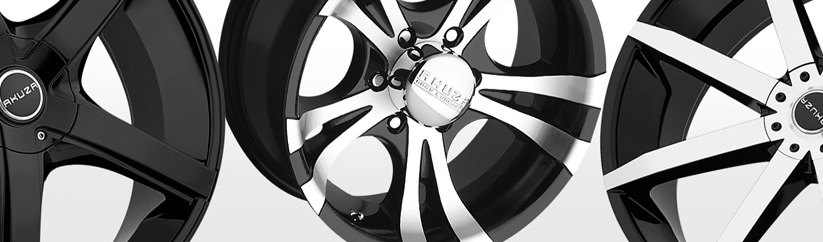 Akuza Wheels & Rims