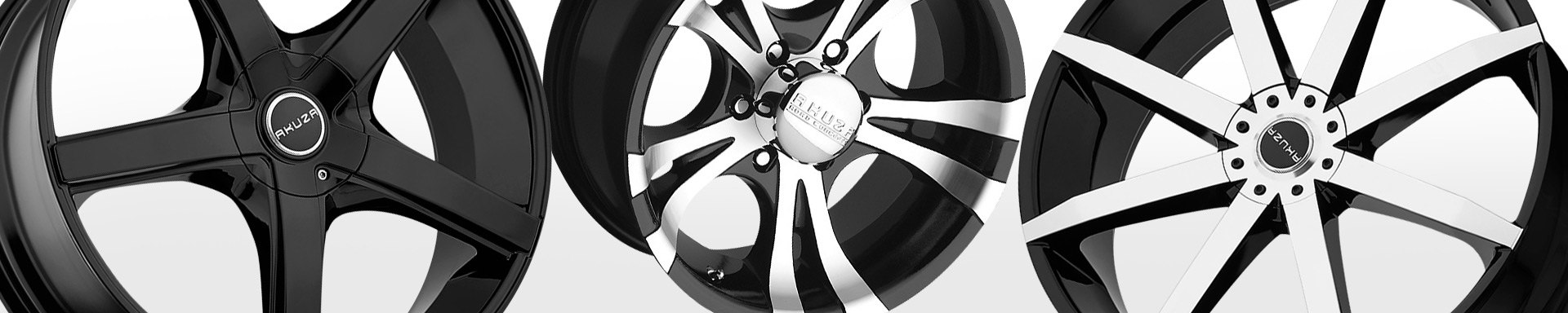 Universal AKUZA CUSTOM WHEELS