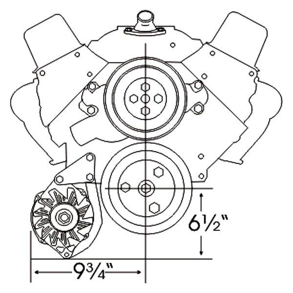 Gm Alternator Conversion Wiring Diagram All Wiring Diagram