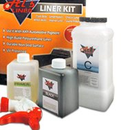 Al′s Liner® - DIY Bed Liner Kit