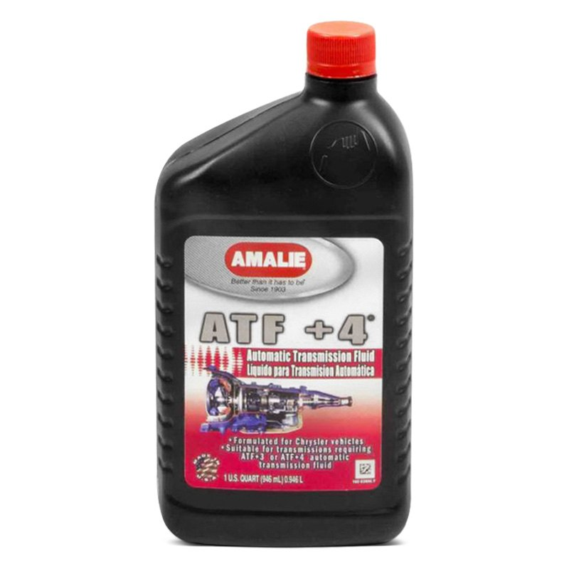 Amalie Oil® - ATF +4 Type Automatic Transmission Fluid