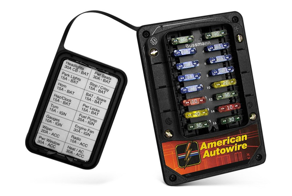 American Autowire U2122