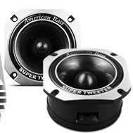 American Bass® - Super Tweeter