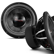 American Bass® - TNT Series Subwoofer
