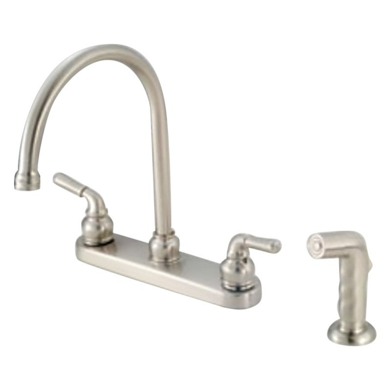 american brass 174 two handle kitchen faucet