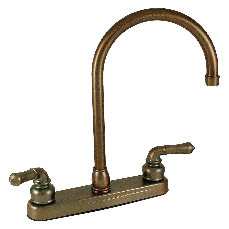 American Brass® U-YOB800GSOB-E - Plastic Kitchen Faucet Kit