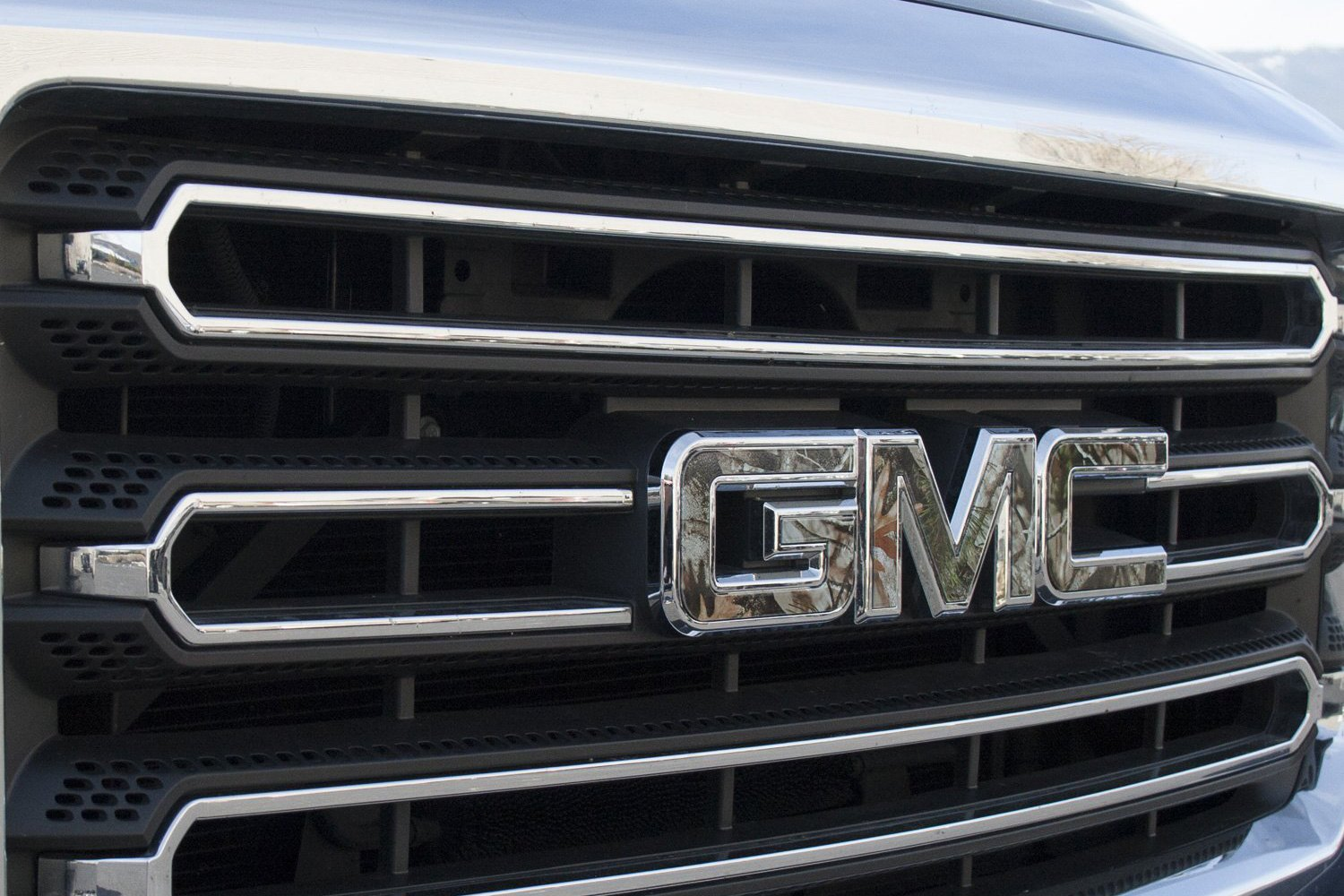 abdr gmc sierra 2014 2015 gmc grille letter inserts With gmc grill letters