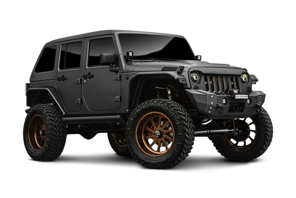 2007 Jeep Wrangler Price American Fastbacks™ | Custom Jeep Hard Tops — CARiD.com