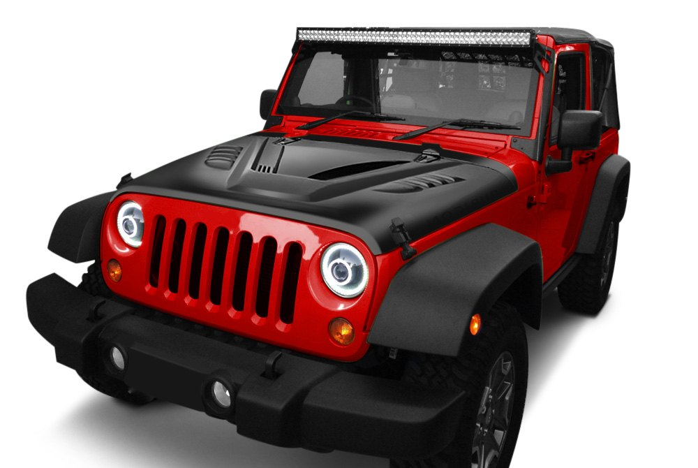 American Fastbacks Custom Jeep Hard Tops CARiDcom