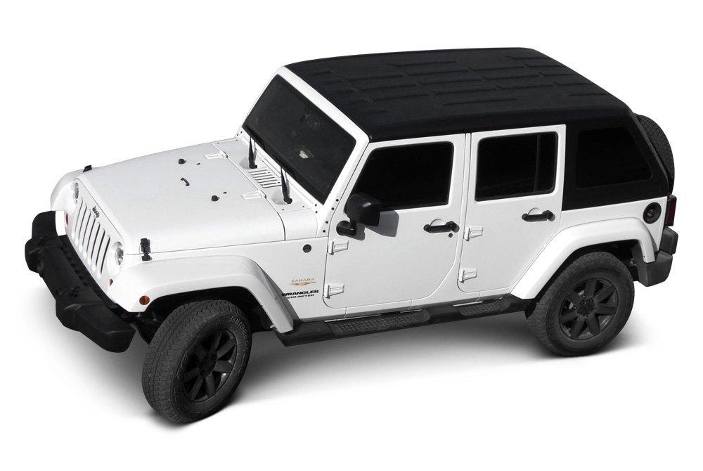 american fastbacks jeep wrangler 4 doors 2007 fastback hard top. Black Bedroom Furniture Sets. Home Design Ideas