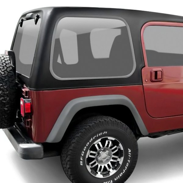 american fastbacks jeep wrangler 2016 solid square back. Black Bedroom Furniture Sets. Home Design Ideas