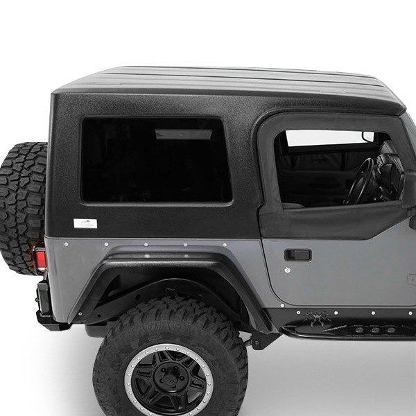 american fastbacks jeep wrangler 2001 recon solid hard top. Black Bedroom Furniture Sets. Home Design Ideas