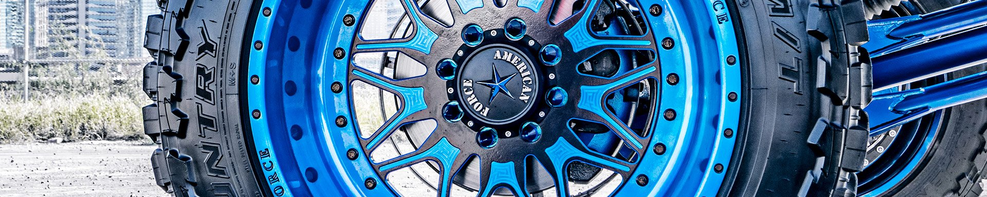 Universal AMERICAN FORCE CUSTOM WHEELS