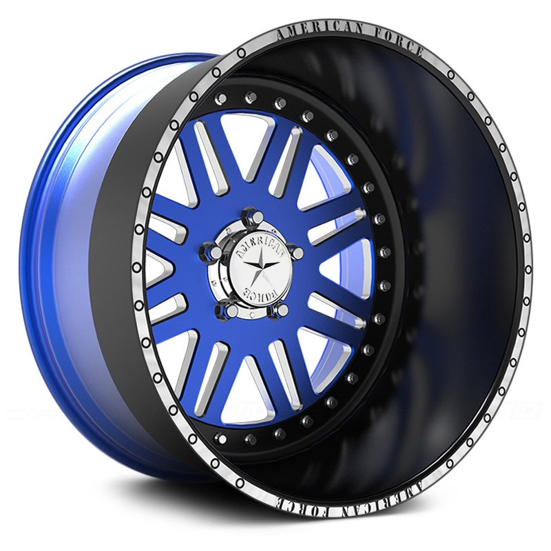American Force 174 Apollo Mp Wheels Custom Rims