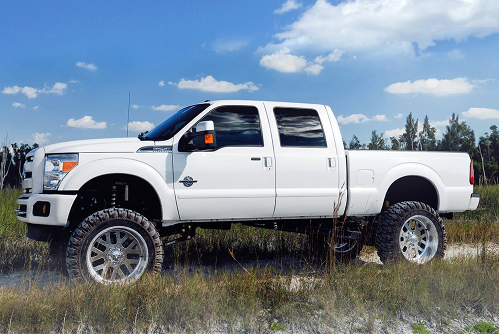 Custom Ford F150 Parts >> AMERICAN FORCE® ELITE Wheels - Custom Finish Rims
