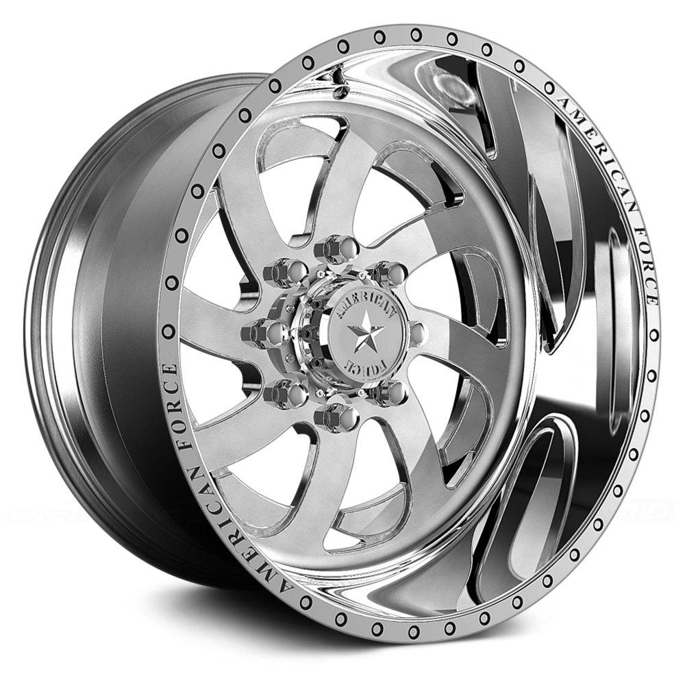 American Force 174 Ghost Wheels Custom Rims