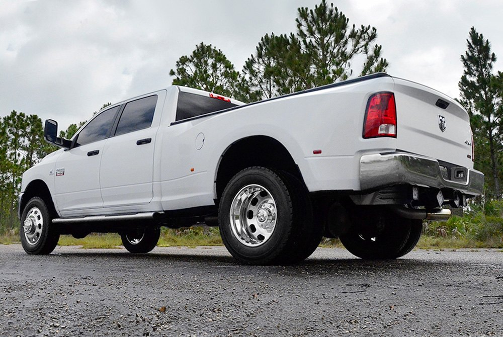 2010 dodge ram 3500 dually wheels
