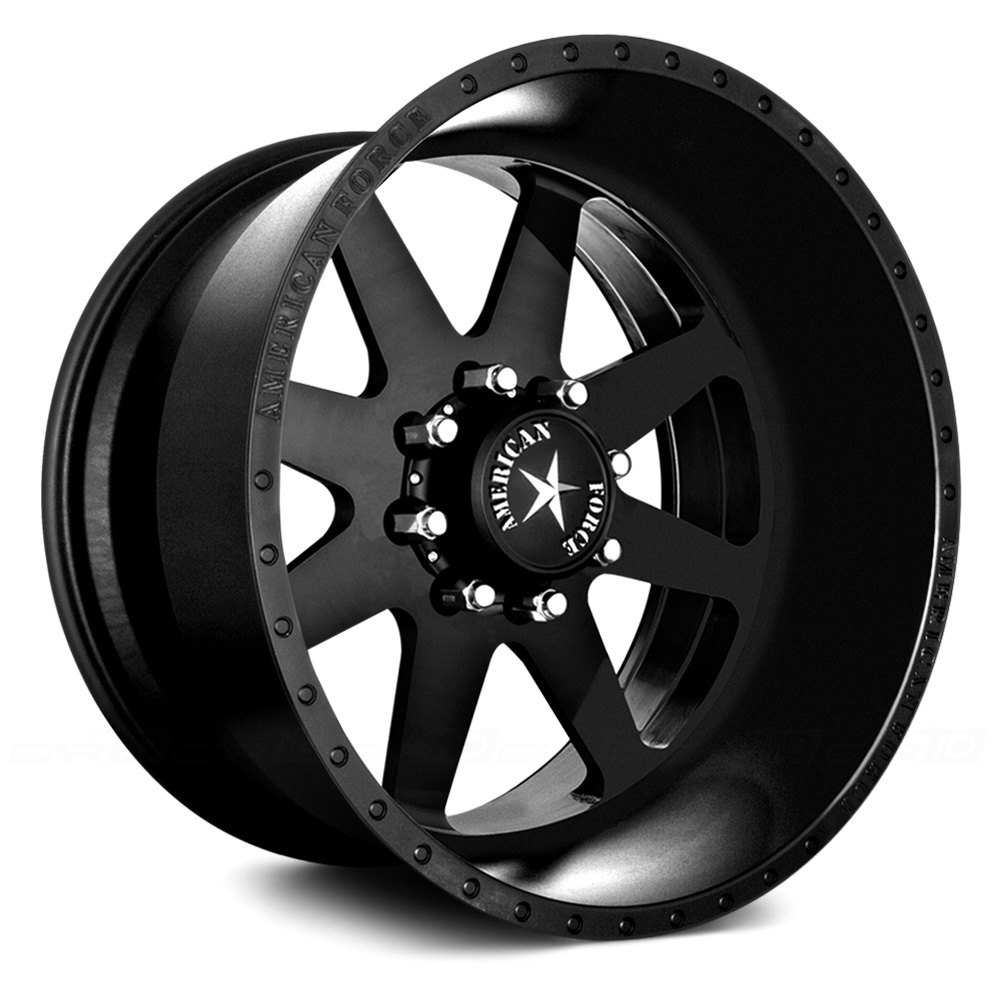 All Chevy black chevy rims : AMERICAN FORCE® INDEPENDENCE Wheels - Custom Rims