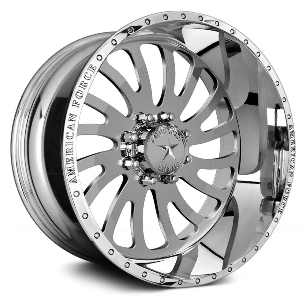 American Force 174 Octane Wheels Custom Rims