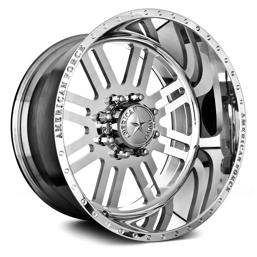 AMERICAN FORCE® REBEL Wheels - Custom Rims