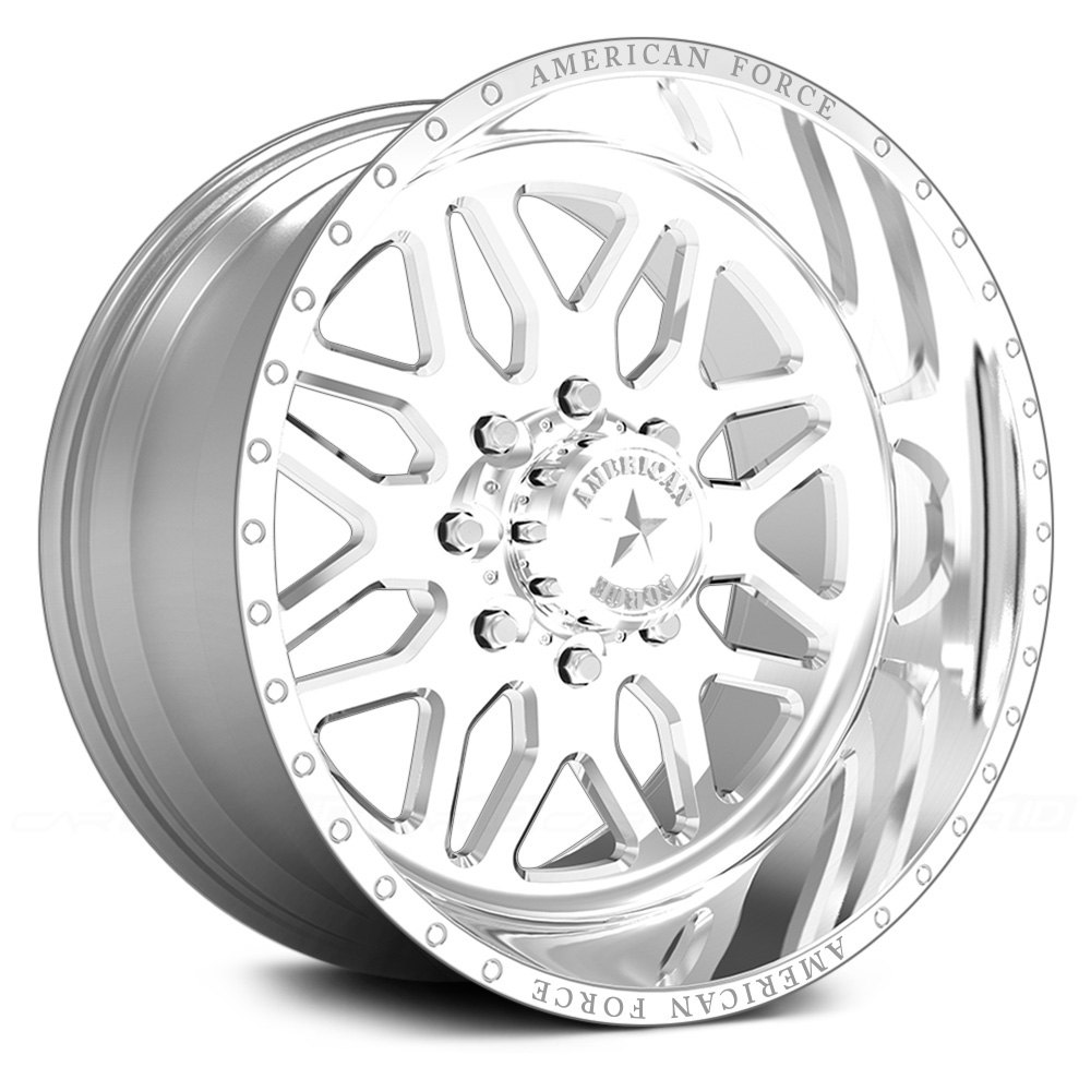 American Home Warranty Reviews >> AMERICAN FORCE® TRAX Wheels - Custom Painted Rims