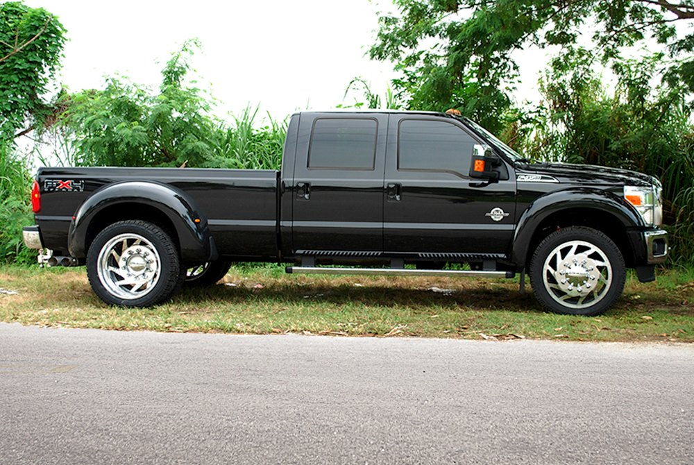 Custom dually pictures autos post
