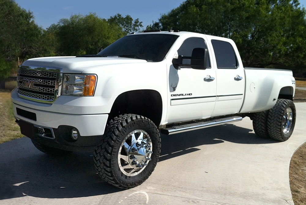 The gallery for --> Xd Dually Wheels