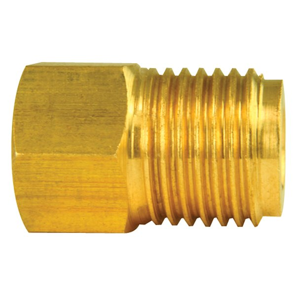 American grease stick blf brake line brass adapter