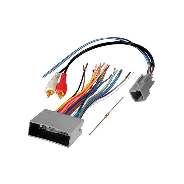 factory wire harness for rca heads gmc factory radio wire harness for aftermarket car amp