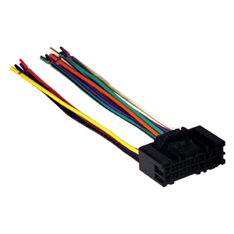 kia spectra radio wiring adapter american international® - kia spectra 2007-2008 ... kia spectra radio wiring