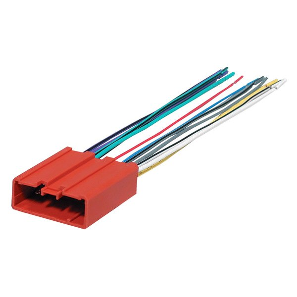Wiring Harness Overseas Jobs : American international mwh aftermarket radio wiring